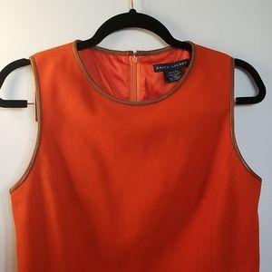 Ralph Lauren wool dress with pockets